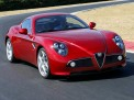 Alfa Romeo 8C Competizione 2008 года