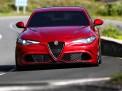 Alfa Romeo Giulia 2015 года