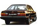 Audi 80 1981 года