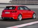 Audi RS3 2015 года