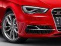 Audi S3 2014 года