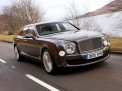 Bentley Mulsanne 2016 года
