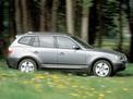 BMW X3 2004 года