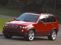 BMW X5 2002 года