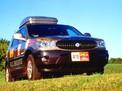 Buick Rendezvous 2001 года