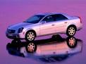 Cadillac CTS 2002 года