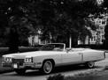 Cadillac Eldorado 1971 года