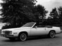 Cadillac Eldorado 1984 года