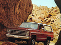 Chevrolet Blazer 1973 года