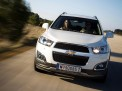 Chevrolet Captiva 2015 года