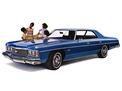 Chevrolet Impala 1974 года