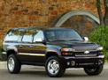 Chevrolet Suburban 2002 года