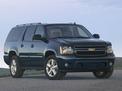 Chevrolet Suburban 2007 года