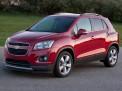 Chevrolet Tracker 2015 года