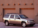 Chevrolet TrailBlazer 2002 года