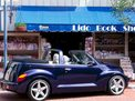 Chrysler PT Cruiser Cabrio 2002 года
