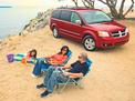 Dodge Caravan 2008 года