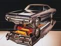 Dodge Monaco 1973 года
