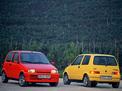 Fiat Cinquecento 1991 года