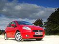Fiat Grande Punto 2007 года
