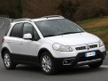 Fiat Sedici 2005 года