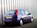 Ford Fiesta 2006 года
