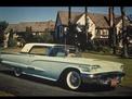 Ford Thunderbird 1958 года