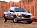 GMC Sierra 2002 года