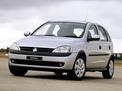 Holden Barina 2001 года