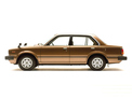 Honda Civic 4D 1980 года