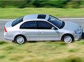 Honda Civic 4D 2001 года