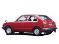 Honda Civic 5D 1972 года