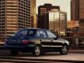 Hyundai Accent 1999 года