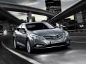 Hyundai Grandeur 2015 года