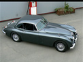 Jaguar XK 1958 года