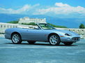 Jaguar XKR Convertible 2003 года