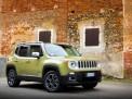 Jeep Renegade 2014 года
