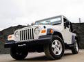 Jeep Wrangler 1997 года