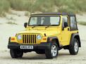 Jeep Wrangler 2002 года