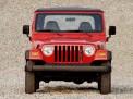 Jeep Wrangler 2006 года