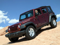 Jeep Wrangler 2007 года