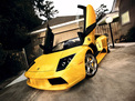 Lamborghini Murcielago Roadster 2004 года