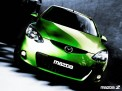 Mazda 2 2014 года
