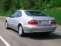 Mercedes-Benz CLK-class 2000 года