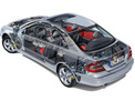 Mercedes-Benz CLK-class 2002 года