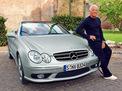 Mercedes-Benz CLK-class Cabrio 2004 года