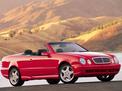 Mercedes-Benz CLK-class Cabrio