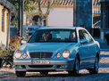 Mercedes-Benz E-class 1997 года