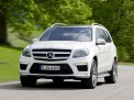 Mercedes-Benz GL-class 2012 года