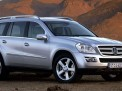 Mercedes-Benz GL 2012 года